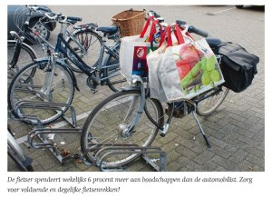De-fietsers-spenderen-meer-aan-boodschappen
